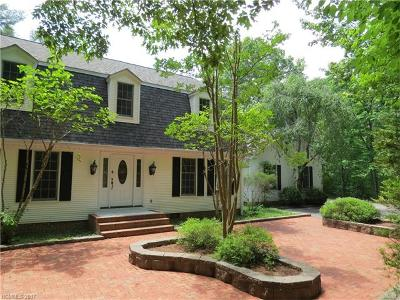Pisgah Forest Single Family Home For Sale: 1967 Glen Cannon Drive