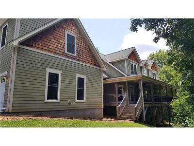 Candler Single Family Home For Sale: 72 Vintage Road