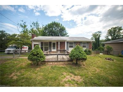 Asheville Single Family Home Under Contract-Show: 41 Grandview Circle