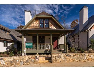 Black Mountain Single Family Home For Sale: 9 Rantis Lane