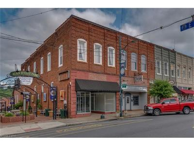 Rutherfordton Commercial For Sale: 195/197 N Main Street