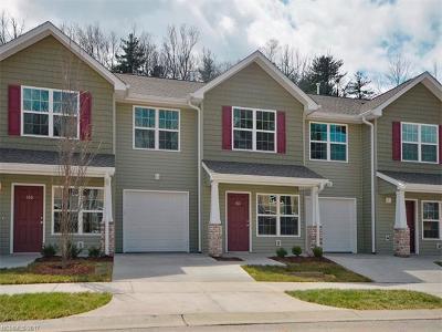Asheville Condo/Townhouse For Sale: 192 Alpine Ridge Drive #66 Bldg.