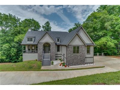 Tryon Single Family Home For Sale: 34 W Rambling Creek