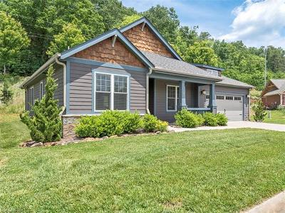 Asheville Single Family Home Under Contract-Show: 46 Pinebrook Club Drive