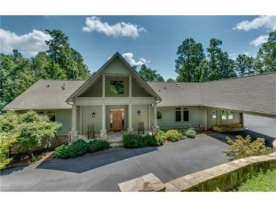 Hendersonville Single Family Home For Sale: 116 Connemara Overlook