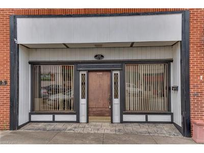 Rutherfordton Commercial For Sale: 206 N Main Street