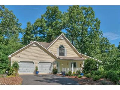 Tryon Single Family Home For Sale: 845 White Oak Lane