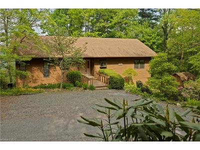Boyd, Little River, Penrose, Pisgah Forest Single Family Home Under Contract-Show: 2615 Pisgah Forest Drive #40