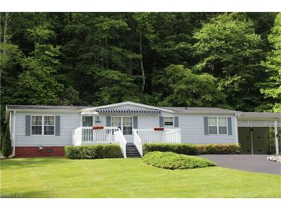 Pisgah Forest Manufactured Home For Sale: 284 Wilson Road