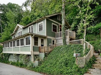 Asheville Single Family Home For Sale: 1 Skyview Place