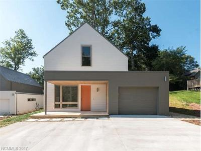 Black Mountain Single Family Home Under Contract-Show: 110 6th Street