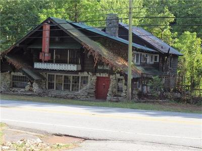 Bat Cave, Gerton Single Family Home Under Contract-Show: 96 Lake Lure Highway