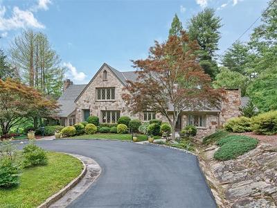 Hendersonville Single Family Home For Sale: 2605 Kanuga Road
