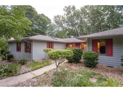 Tryon Single Family Home For Sale: 14 Hollyridge Lane