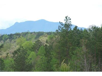 Mill Spring Residential Lots & Land For Sale: Tract 7 County Line Road #7