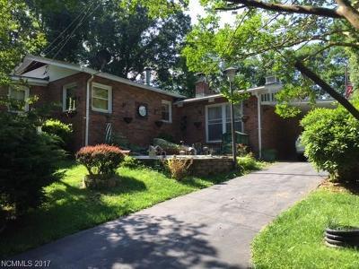 Asheville Single Family Home For Sale: 4 Century Boulevard #1-2