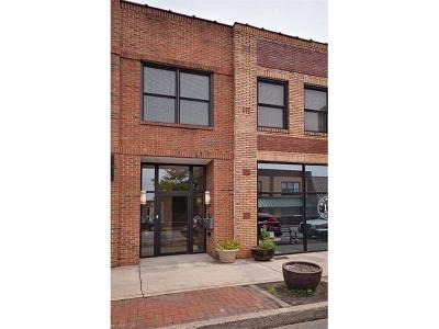 Brevard Condo/Townhouse For Sale: 118 West Main Street #1-A
