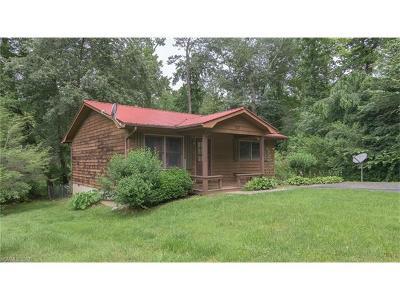 Black Mountain Single Family Home Under Contract-Show: 707 Oconeechee Avenue