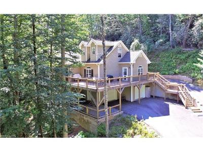 Pisgah Forest Single Family Home For Sale: 1000 Williamson Creek Road