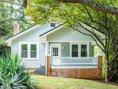 Asheville NC Single Family Home For Sale: $299,000