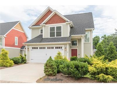 Black Mountain Single Family Home Under Contract-Show: 3 Gold Leaf Walk Way