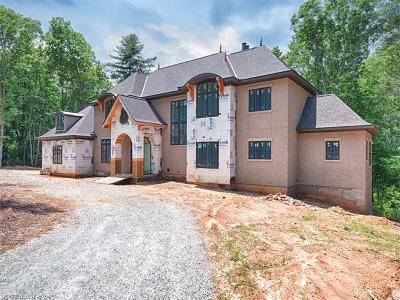 Asheville Single Family Home For Sale: 3 Sargent Court