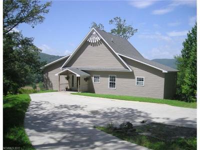 Etowah Single Family Home For Sale: 448 Eade Road #2