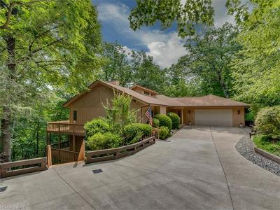 Lake Lure Single Family Home For Sale: 157 Bluebird Road