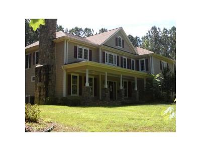 Mill Spring Single Family Home For Sale: 356 Green Hills Road