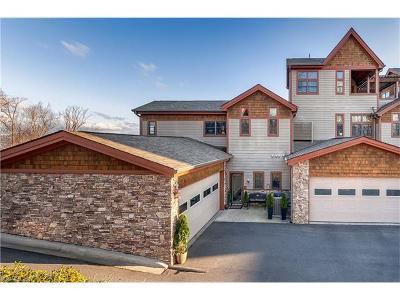 Asheville Condo/Townhouse For Sale: 4 Chimney Crest Drive #E