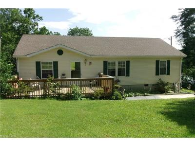 Asheville Manufactured Home For Sale: 15 Bannister Drive