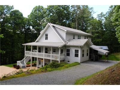 Cedar Mountain, Dunns Rock Single Family Home For Sale: 180 Sassafras Lane