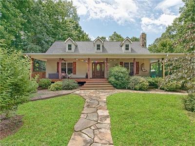 Lake Lure Single Family Home For Sale: 209 Chrysalis Lane