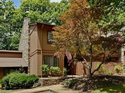 Asheville Condo/Townhouse For Sale: 215 Crowfields Drive #E3/215