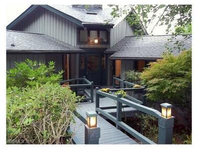 Transylvania County Single Family Home For Sale: 134 Kanasdatsi Drive