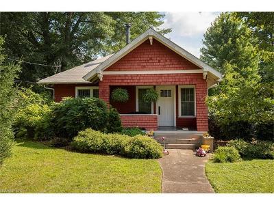 Brevard Single Family Home For Sale: 112 Whitmire Street