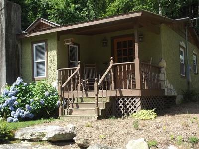 Transylvania County Single Family Home Under Contract-Show: 216 Aiken Road