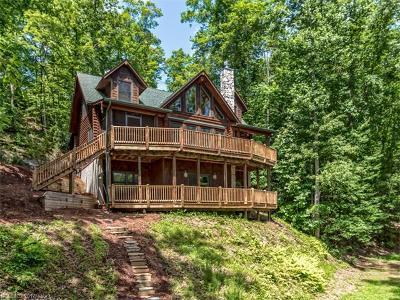 Mill Spring Single Family Home For Sale: 147 Laurel Crest Lane