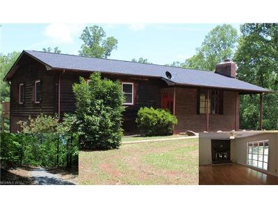 Mill Spring Single Family Home For Sale: 455 Turning Leaf Lane
