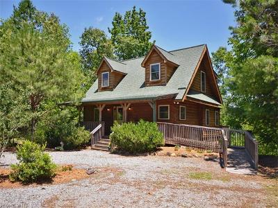 Boyd, Little River, Penrose, Pisgah Forest Single Family Home For Sale: 1073 & 1088 Morgan Drive