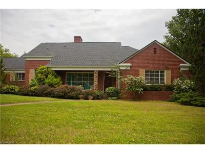 Asheville Single Family Home Under Contract-Show: 340 Midland Drive
