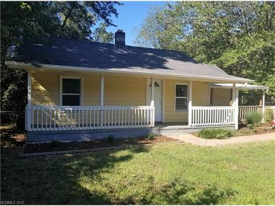 Asheville Single Family Home Under Contract-Show: 453 Deaverview Road