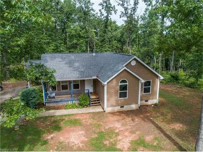 Tryon Single Family Home For Sale: 239 Aster Lane