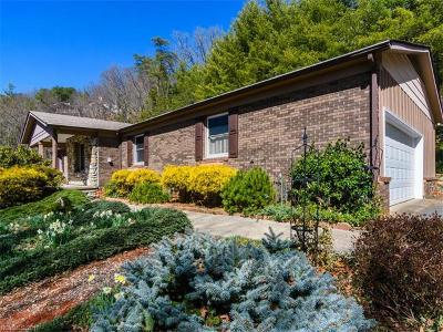 Asheville NC Single Family Home Under Contract-Show: $399,999