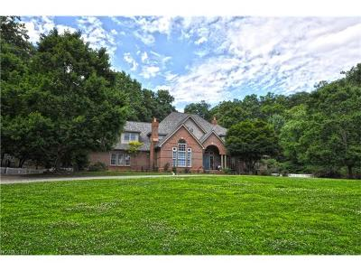 Candler Single Family Home For Sale: 118 Holcombe Cove Road