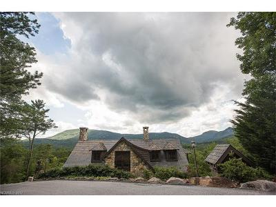 Lake Toxaway Single Family Home For Sale: 156 Quartz Mine Road