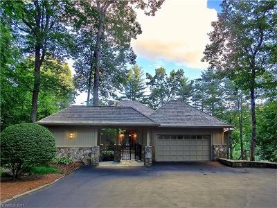 Transylvania County Single Family Home For Sale: 160 Rocky Creek Road