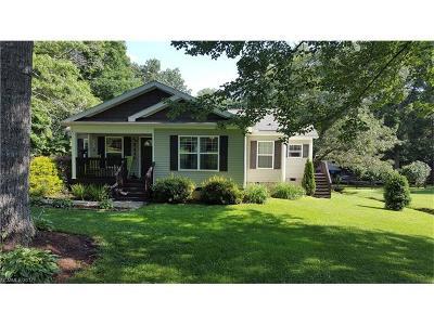Mills River Single Family Home For Sale: 155 Laurel Terrace Court