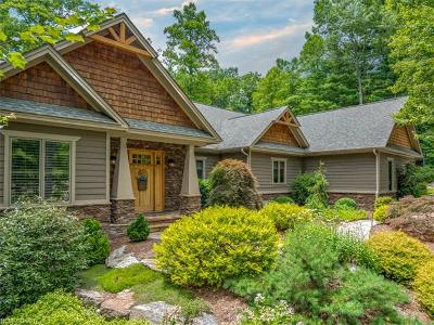 Hendersonville Single Family Home Under Contract-Show: 176 Chattooga Run