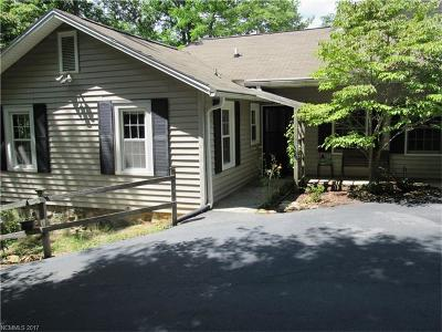 Black Mountain Single Family Home For Sale: 32 Tucker Road